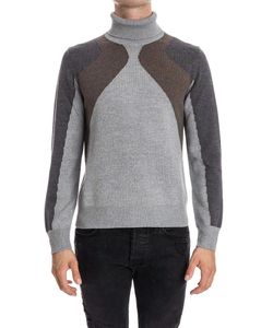 Canali | Turtleneck Wool