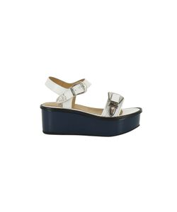 Toga | Buckled Wedge Sandals