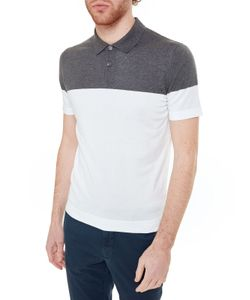 Brunello Cucinelli | Color Block Polo Shirt