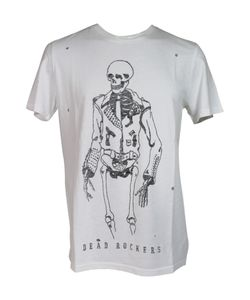 Zoe Karssen | Biker Skull T-Shirt