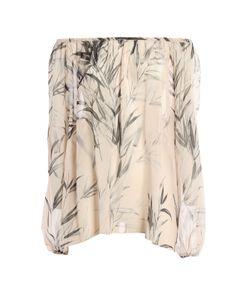 Blumarine | Blouse Bamboo Print