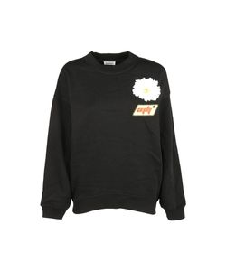 Au Jour Le Jour | Embroidered Patch Sweatshirt