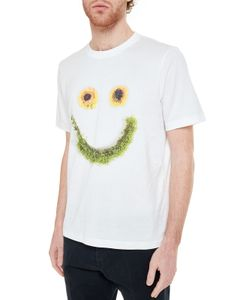 Paul Smith | Slim-Fit Smile Print T-Shirt