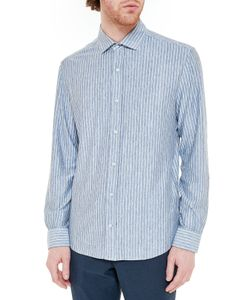 Brunello Cucinelli | Striped Shirt