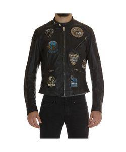 Dolce & Gabbana | Leather Jacket
