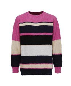 Sacai | Stripe Sweater