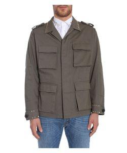 Valentino | Rockstud Untitled Field Jacket