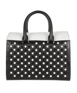 Elena Ghisellini | White Black Vicky Handbag