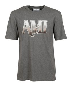 AMI Alexandre Mattiussi | Ami Printed T-Shirt