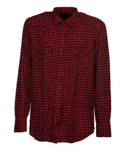 Salvatore Piccolo | Checked Shirt