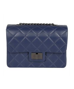 Designinverso | Blue Milano Quilted Crossbody