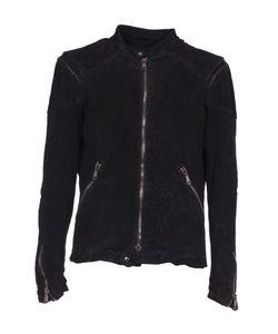 Giorgio Brato | Zip Leather Jacket