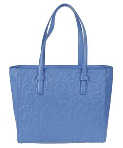 Salvatore Ferragamo | Medium Logo Embossed Tote
