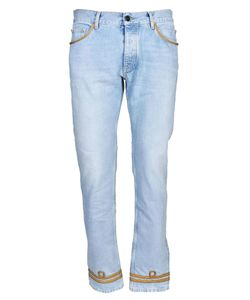 Palm Angels | Tone Piping Skinny Jeans