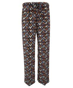 Aspesi | Tile Print Trousers