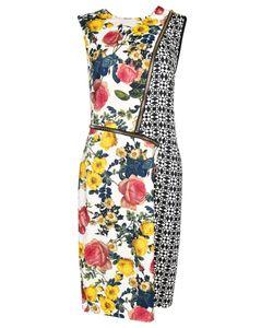 Fausto Puglisi | Zip Detail Dress