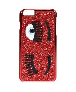 Chiara Ferragni   Case Iphone 6plus With Glitter Eyes