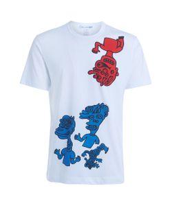 Comme Des Garçons | T-Shirt Shirt Con Stampa Noah Lyon