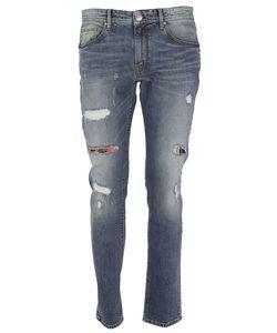 Pt05 | Distressed Jeans