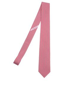Salvatore Ferragamo | Loop Print Tie