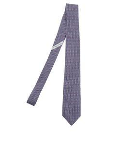 Salvatore Ferragamo | Gancini Link Printed Tie