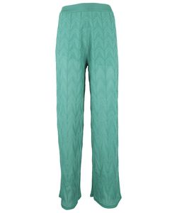 Missoni | Crochet Flared Trousers
