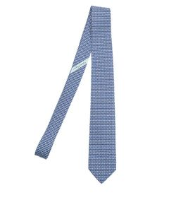 Salvatore Ferragamo | Flower Patterned Tie