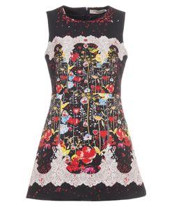 Piccione.Piccione | Piccione Piccione Printed Sleeveless Dress