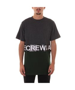 Andrea Crews | Grey/Green T-Shirt