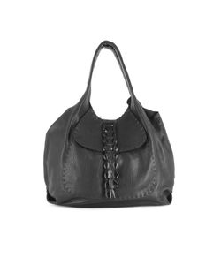 Henry Beguelin | Leather Shoulder Bag