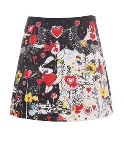 Piccione.Piccione | Piccione Piccione Printed Skirt