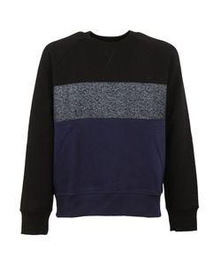 AMI Alexandre Mattiussi   Contrast Detail Sweatshirt