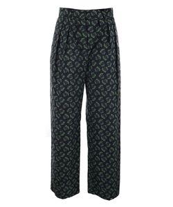 Hache | Pantalone A Pieghe