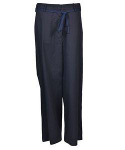 Hache | Wide Leg Trousers
