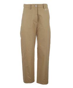 Hache | Pantalone Over Tagli Sag
