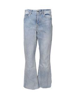 Helmut Lang   High Rise Jeans
