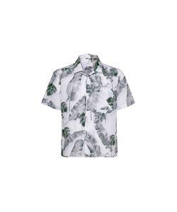 Oamc | Leaf Print Shirt