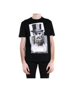 Neil Barrett | T-Shirt Hybrid Lincolm