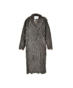 Max Mara | Coat With Feathers