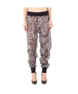 KTZ | Tr 16 A Embroidered Beaded Joggers