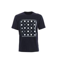 Z Zegna | Printed Cotton T-Shirt