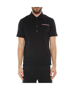 Moncler Gamme Bleu | Short Sleeves Polo T-Shirt