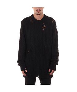 Mihara Yasuhiro | Black Pullover