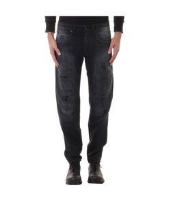 +People | Denim Black Jeans