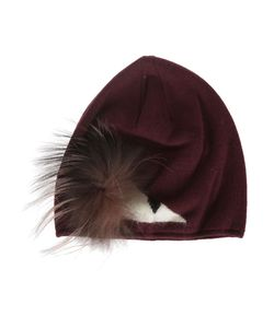 Fendi | Hat Knit Fabricfur