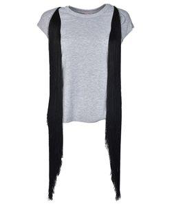 Giamba | Hanging Fringe T-Shirt