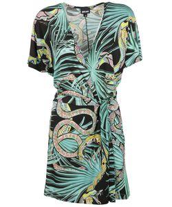 Just Cavalli | Snake Print Dress