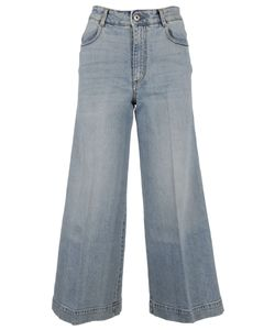 Stella McCartney | Denim Culottes Jeans