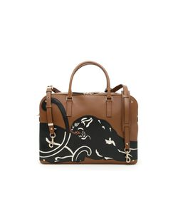 Valentino | Borsa Double Handle Briefcase