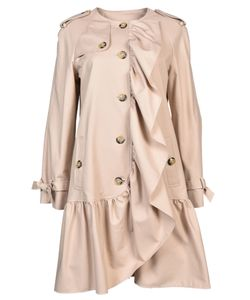 Boutique Moschino | Drawstring Trench